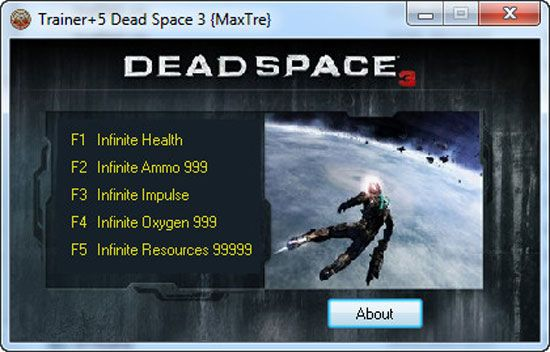 Праздничные туры. deadspace35trainermaxtr Dead Space 3 1.0 +5 Trainer.