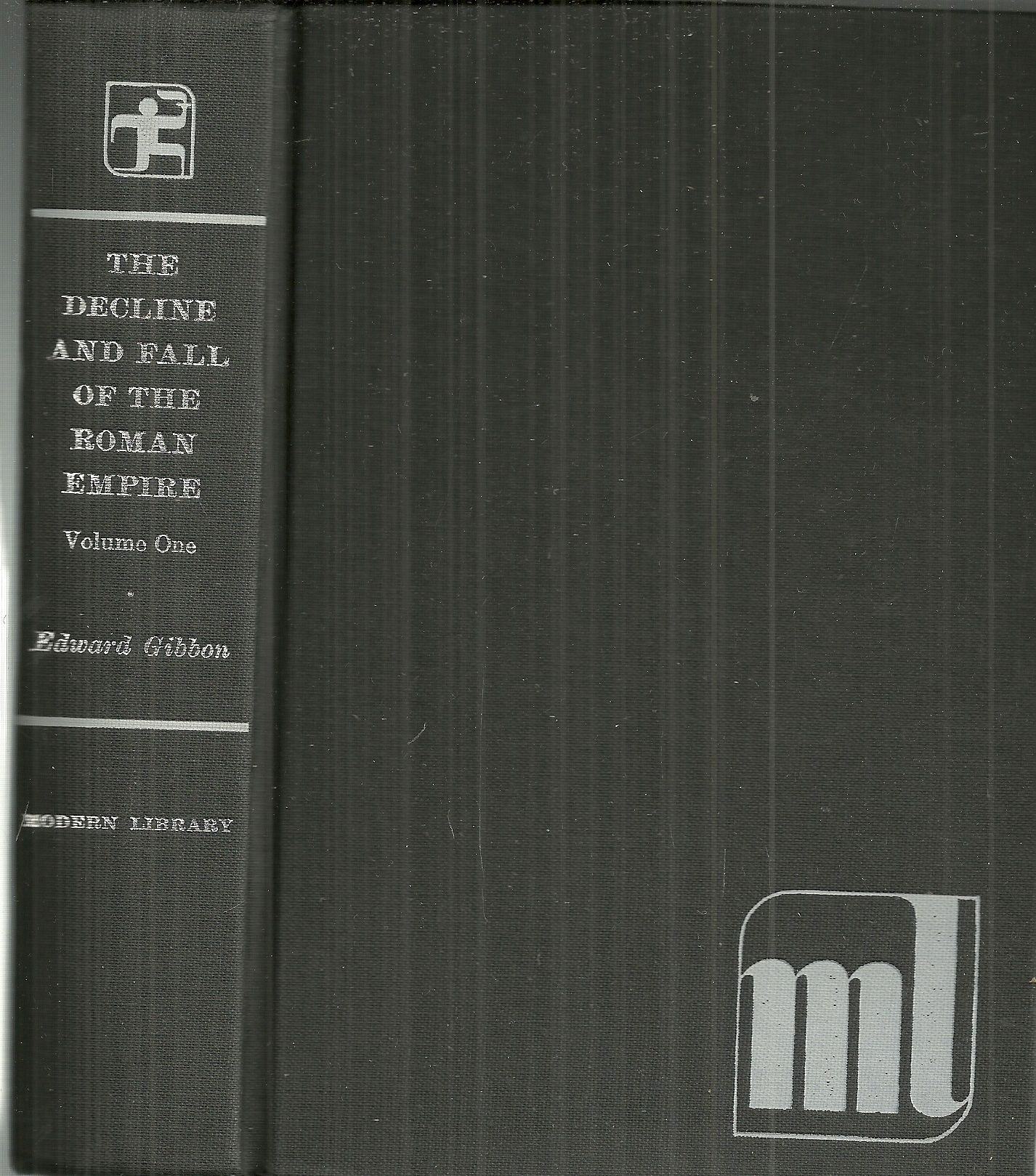 The Decline and Fall of the Roman Empire, Volume I 180 A.D. - 395 A.D., Gibbon, Edward