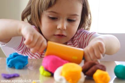 Çocuklarda Sol Beyin Gelişimi