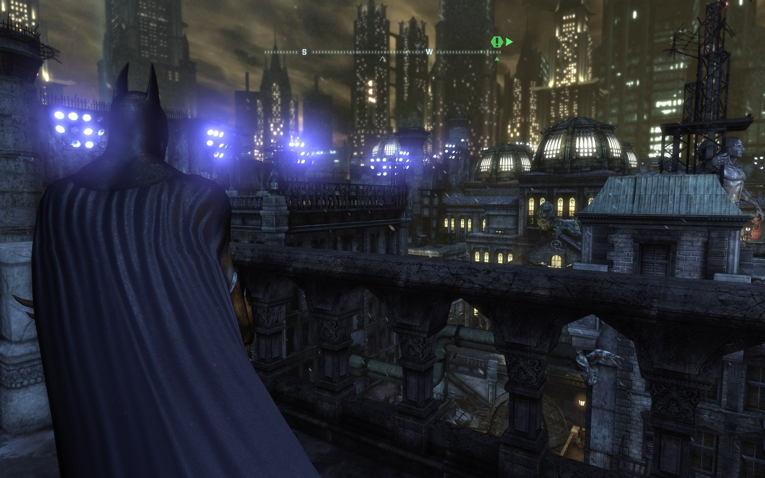 Batman arkham city parche dx11 download.
