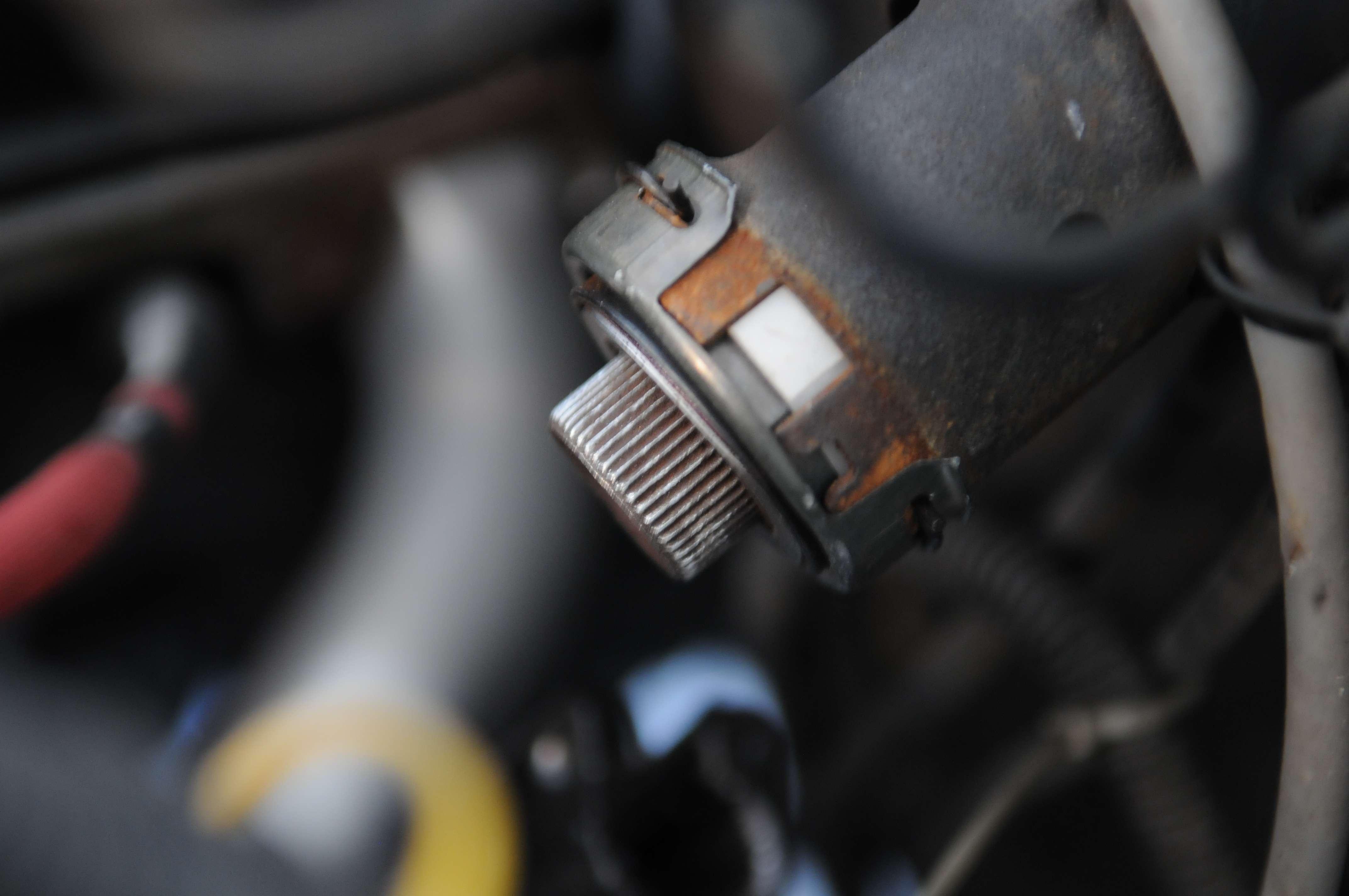 Problems   Help Replacing Steering Shaft