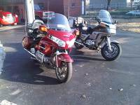 my other 2 goldwings  can you say mbs