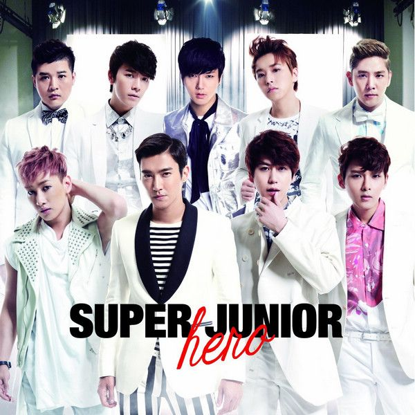 [Album] Super Junior - Hero [Japanese]