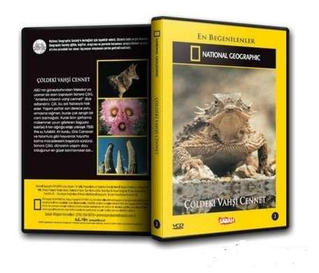 National Geographic - Çöldeki Vahşi Cennet VCD Türkçe