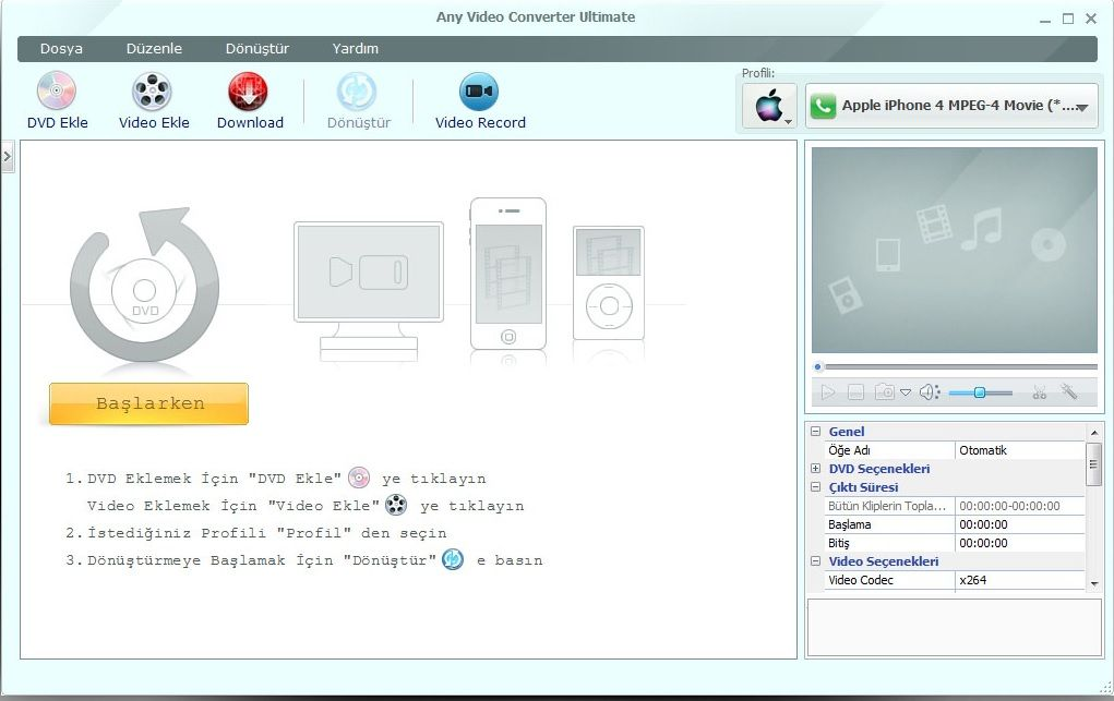 Any Video Converter Ultimate 5.5.2