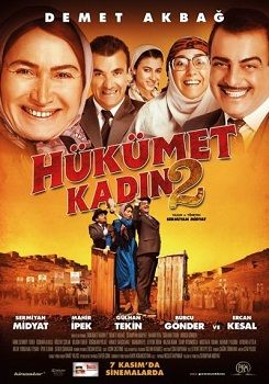 Hükümet Kadın 2 - 2013 DVDRip XviD - Türk Filmi