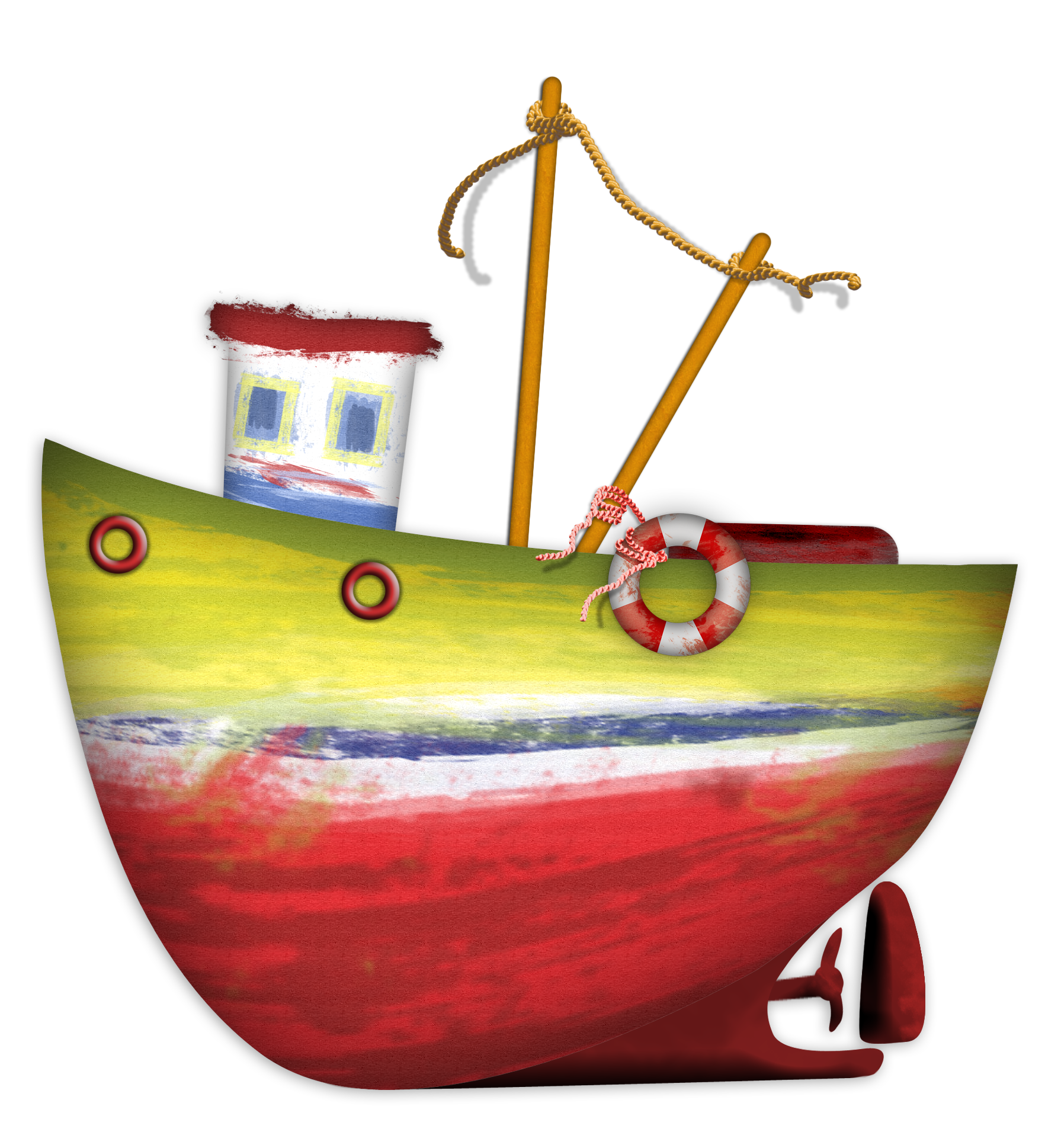 Im genes infantiles barco de pesca - Imagenes de barcos infantiles ...